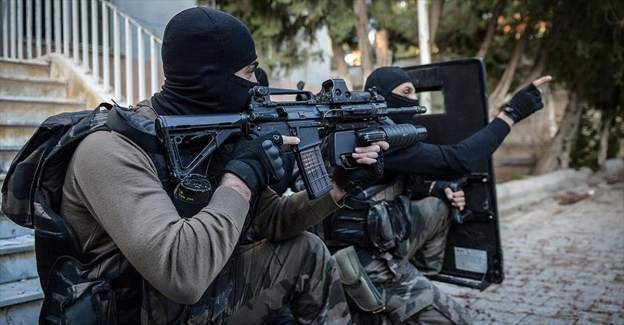 Mardin Valiliği: Nusaybin'de 189 terörist etkisiz hale getirildi