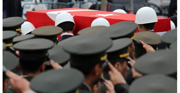 Nusaybin'den acı haber: 2 şehit 2 yaralı