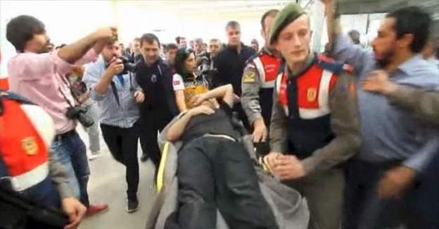 Özgecan'ın katillerine silahlı saldırı!