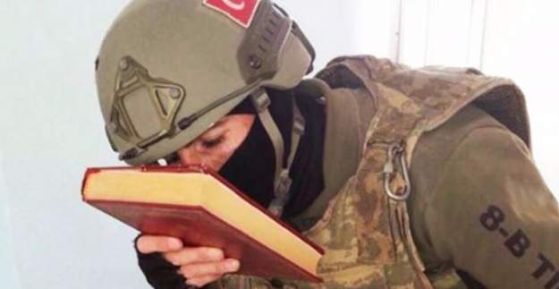 PKK'dan Kuran-ı Kerim ile patlayıcı tuzağı
