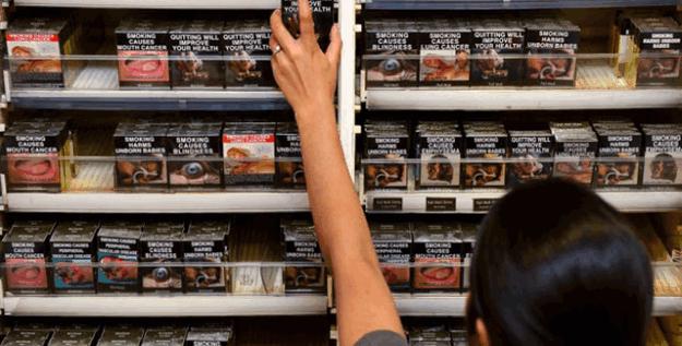 Sigara yasağında kara paket uygulaması