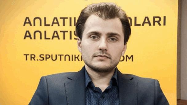 Sputnik Türkiye Genel Müdürü'ne izin verimedi