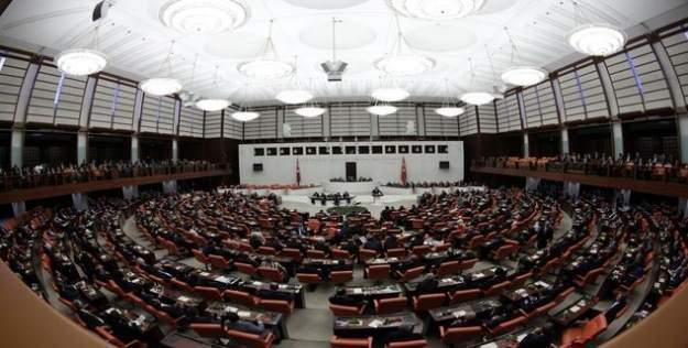 TBMM Anayasa Komisyonu 'dokunulmazlıklar' için toplandı