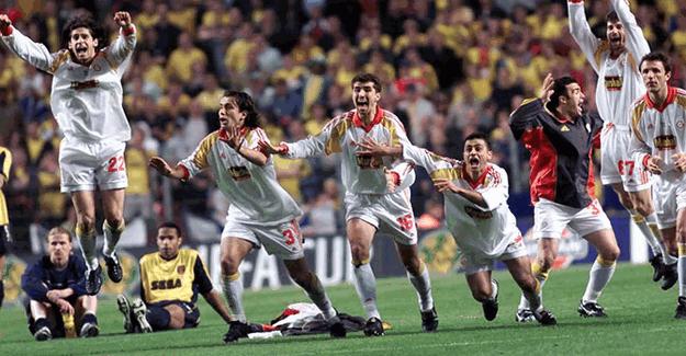 17 Mayıs 2000 Avrupa Fatihi Galatasaray'ın UEFA zaferi