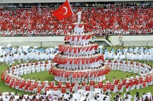 19 Mayıs şiirleri, 19 Mayıs Atatürk'ü anma sözleri ve programları