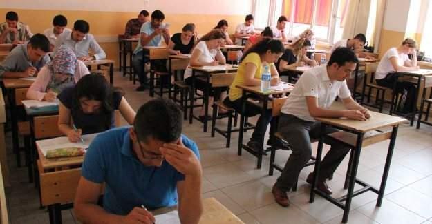 2016 KPSS'de görev alacak öğretmenler belli oldu