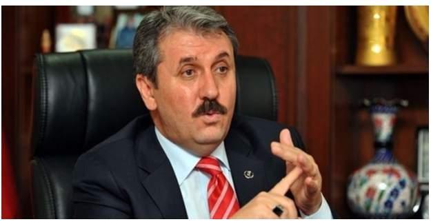 BBP Genel Başkanı Mustafa Destici, İsrail'de gözaltına alındı