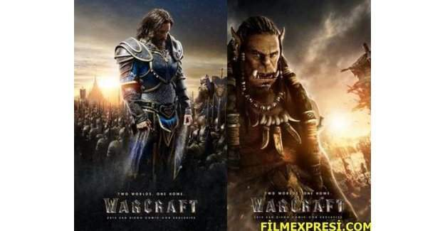 Beklenen Film WarCraft Filmi Çıktı