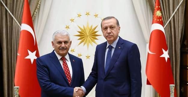 Binali Yıldırım, yeni kabine listesini Erdoğan'a sunacak