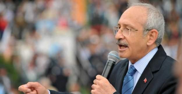 """CHP Lideri Kemal Kılıçdaroğlu: """"Bedel ödemeye hazırız"""""""