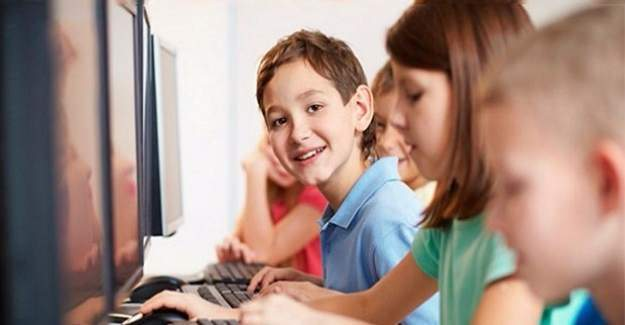 Çocuklara 7 yaşında yazılım eğitimi