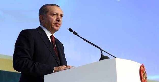 Cumhurbaşkanı Erdoğan'dan, AK Parti kongresi ve Davutoğlu'nun vedası ile ilgili açıklama