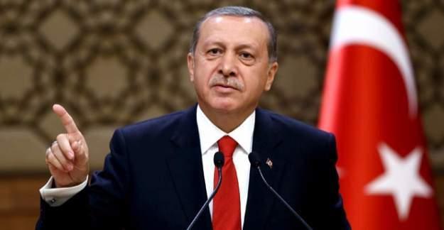 Cumhurbaşkanı Recep Tayyip Erdoğan'dan Davutoğlu'nun açıklamalarına ilk yorum