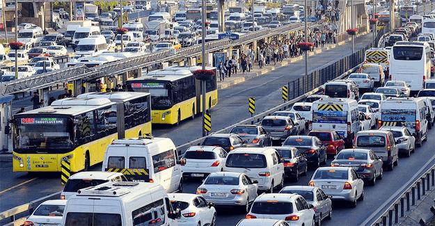 Dikkat İstanbul'da bugün bazı yollar kapalı olacak 14 Mayıs Cumartesi