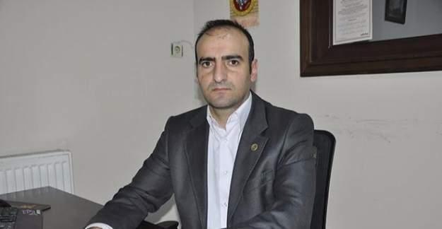 Eğitim Bir-Sen temsilcisi ve Memur-Sen Şube Başkanı Sinan Aktaş'a saldırı