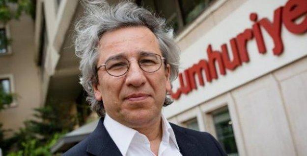 Gazeteci Can Dündar'a adliye önünde saldırı girişimi