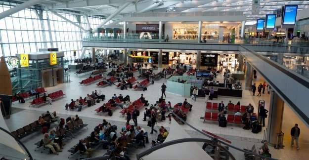 Havaalanlarında aranmaya karşı çıkana para cezası