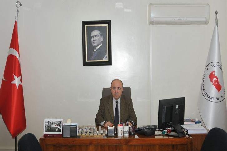 İç Denetim Koordinasyon Kurulu üyeliğine Dr. Ahmet Sabri Eroğlu atandı