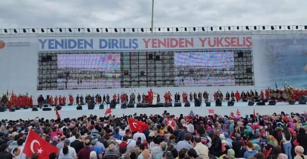 İstanbul'un 563. yıldönümünde 'Fetih Şöleni' ile tekrar fethedilecek