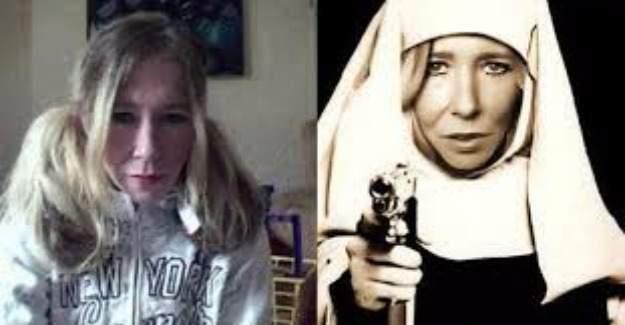 Kadın teröristten Londra'ya saldırı mesajı!