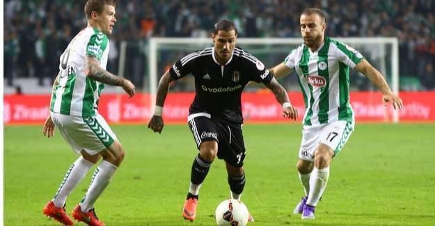 Torku Konyaspor Beşiktaş maçı saatinde değişiklik. Konyaspor Beşiktaş maçı ne zaman, saat kaçta?