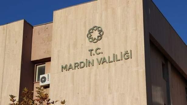 Mardin'in 13 mahallesinde sokağa çıkma yasağı ilan edildi