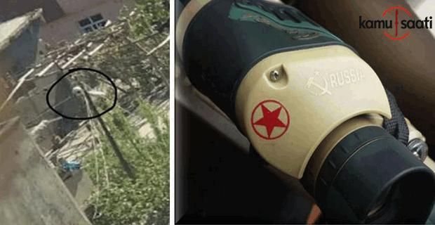 PKK Şırnak'ı kameralarla izliyor!