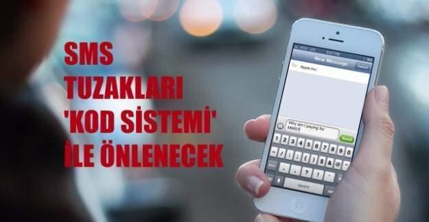 SMS tuzağına BTK'dan 'kod sistemi' önlemi