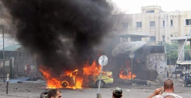 Suriye'de canlı bomba saldırısı! 100'den fazla ölü var