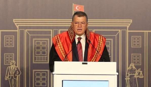 Yargıtay Başkanı İsmail Rüştü Cirit'ten açıklama!
