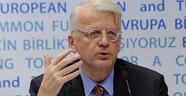 AB'nin Türkiye Büyükelçisi Hansjog Haber istifa etti