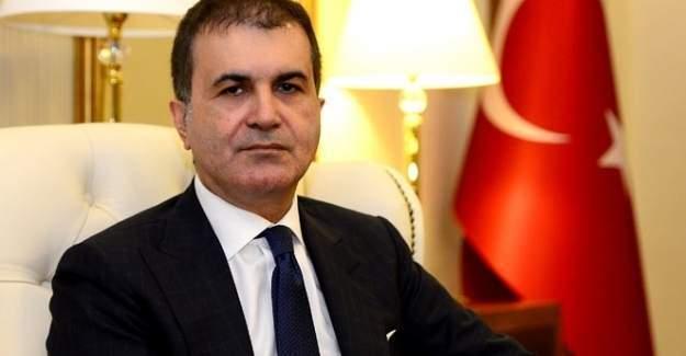 """AB Bakanı Ömer Çelik, """"vize yoksa bire bir de yok"""""""
