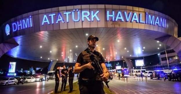 Atatürk Havalimanındaki canlı bombadan birinin kimliği tespit edildi