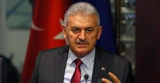 Başbakan Binali Yıldırım'dan Almanya'ya 'Ermeni Soykırım' mesajı