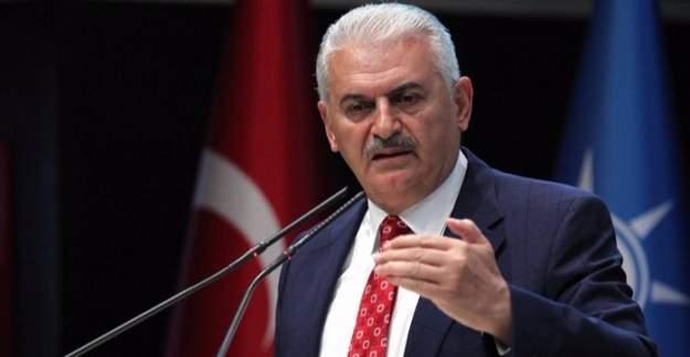 Başbakan Binali Yıldırım'dan vizesiz seyahat değişikliğine sert tepki