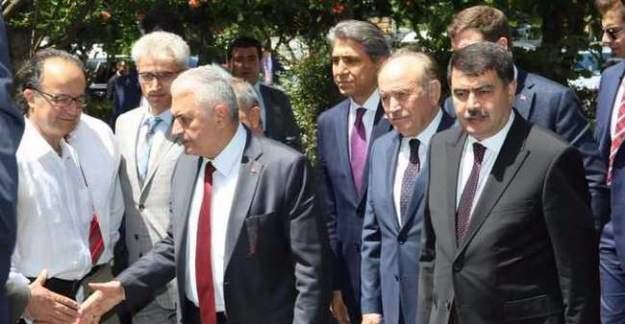 """Başbakan Binali Yıldırım: """"Saldırıyı gerçekleştiren katil PKK'dır"""""""