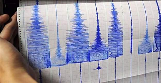 Çanakkale'de deprem! Ege Denizinde 14 kez deprem oldu