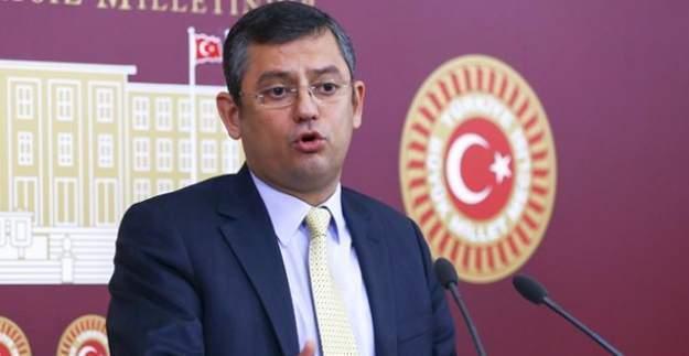 """CHP'li Özgür Özel: """"Duraksamadan istifa etmeli"""""""