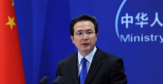 """Çin Dışişleri Bakanlığı: """"Türkiye Rusya arasındaki iyileşmeyi iyi buluyoruz"""""""
