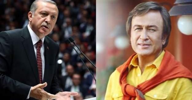 Cumhurbaşkanı Erdoğan'dan Erol Evgin'e sert tepki
