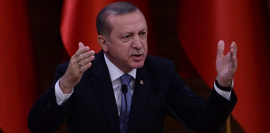 Cumhurbaşkanı Erdoğan'dan Almanya'nın kararına ilişkin ilk açıklama