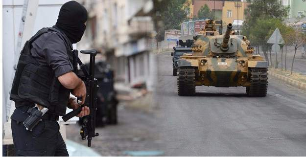 Diyarbakır'da 39 köyde sokağa çıkma yasağı