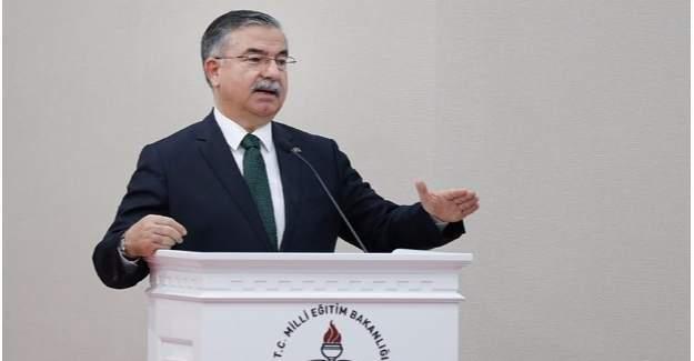 Eğitim Bakanı Yılmaz: Müfredatı sadeleştirip yararlı hale getireceğiz