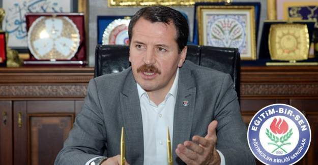 """Eğitim Bir-Sen Başkanı Ali Yalçın: """"17-25 Aralık'ta mesele dershane değildi"""""""