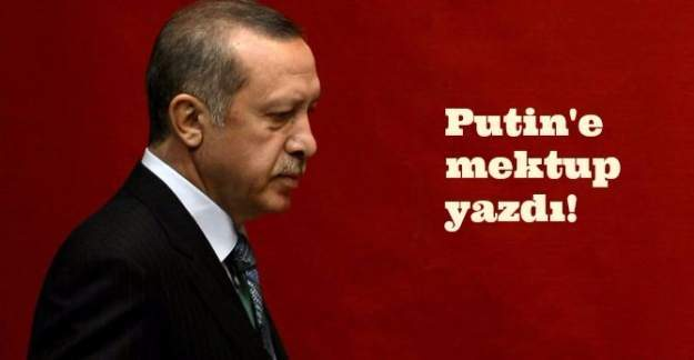 Erdoğan Putin'e, Yıldırım'da Medvedev'e mektup yazdı