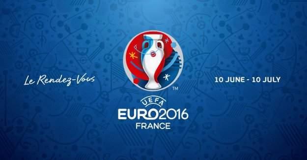 EURO 2016 Fransa İrlanda maçı saat kaçta , TRT 1 Fransa İrlanda maçı canlı izle
