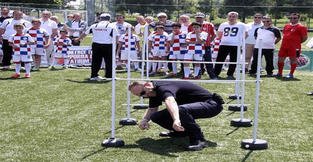 Gençlik ve Spor Bakanlığından Ailemle Spor Projesi