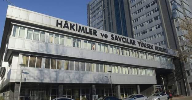 HSYK, Adli ve İdari Yargı Kararnamesini yayımladı