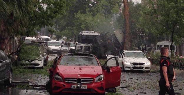 İstanbul'da 11 şehit, 36 yaralının olduğu patlama dünya basınında