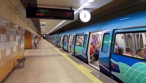 İstanbul metro sefer saatlerinde değişiklik yapıldı